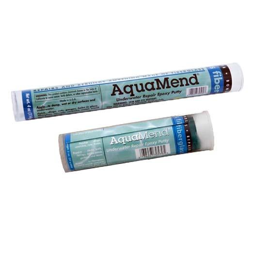DIY Underwater Repair Using Epoxy Putty for Swimming Pools ...